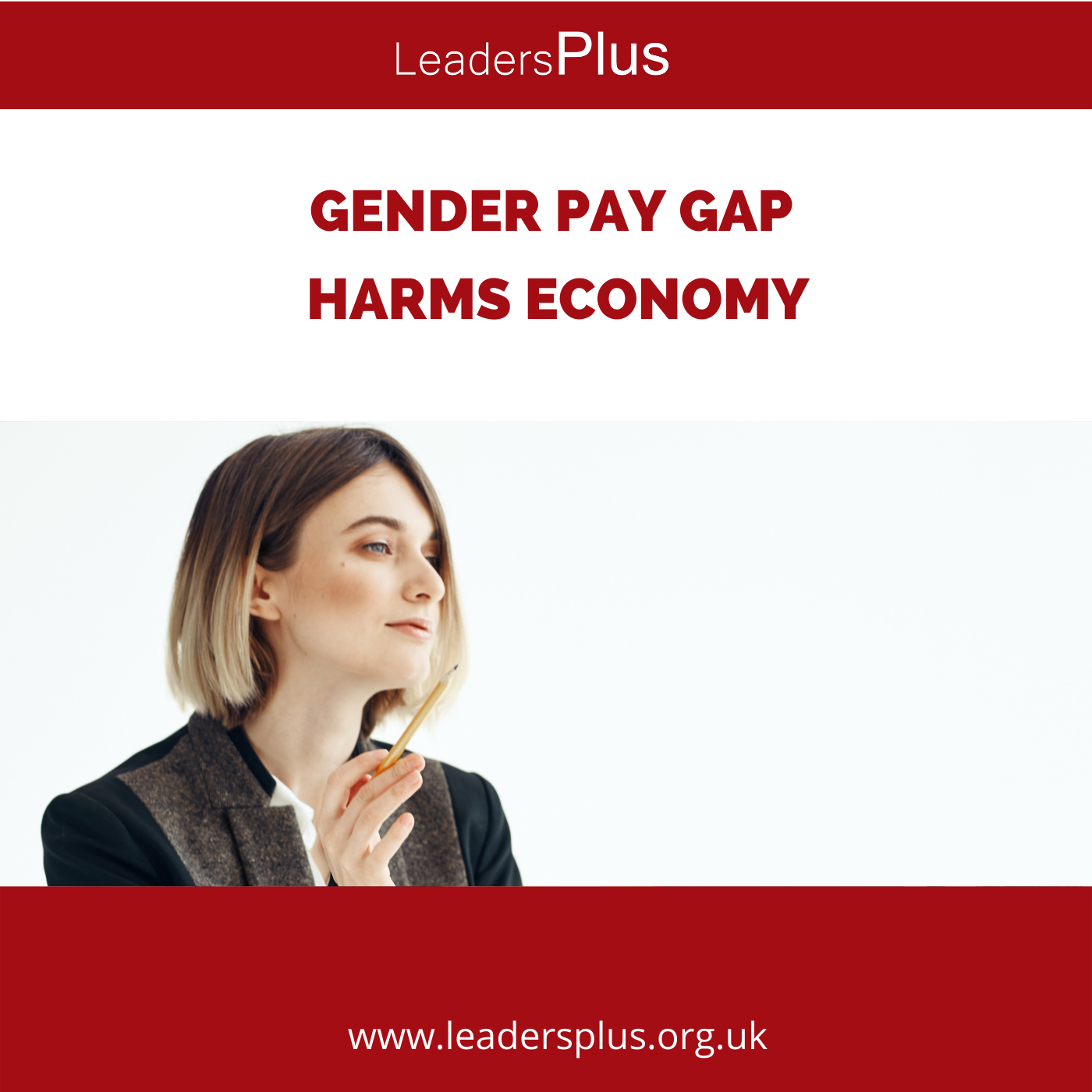 gender pay gap harms economy