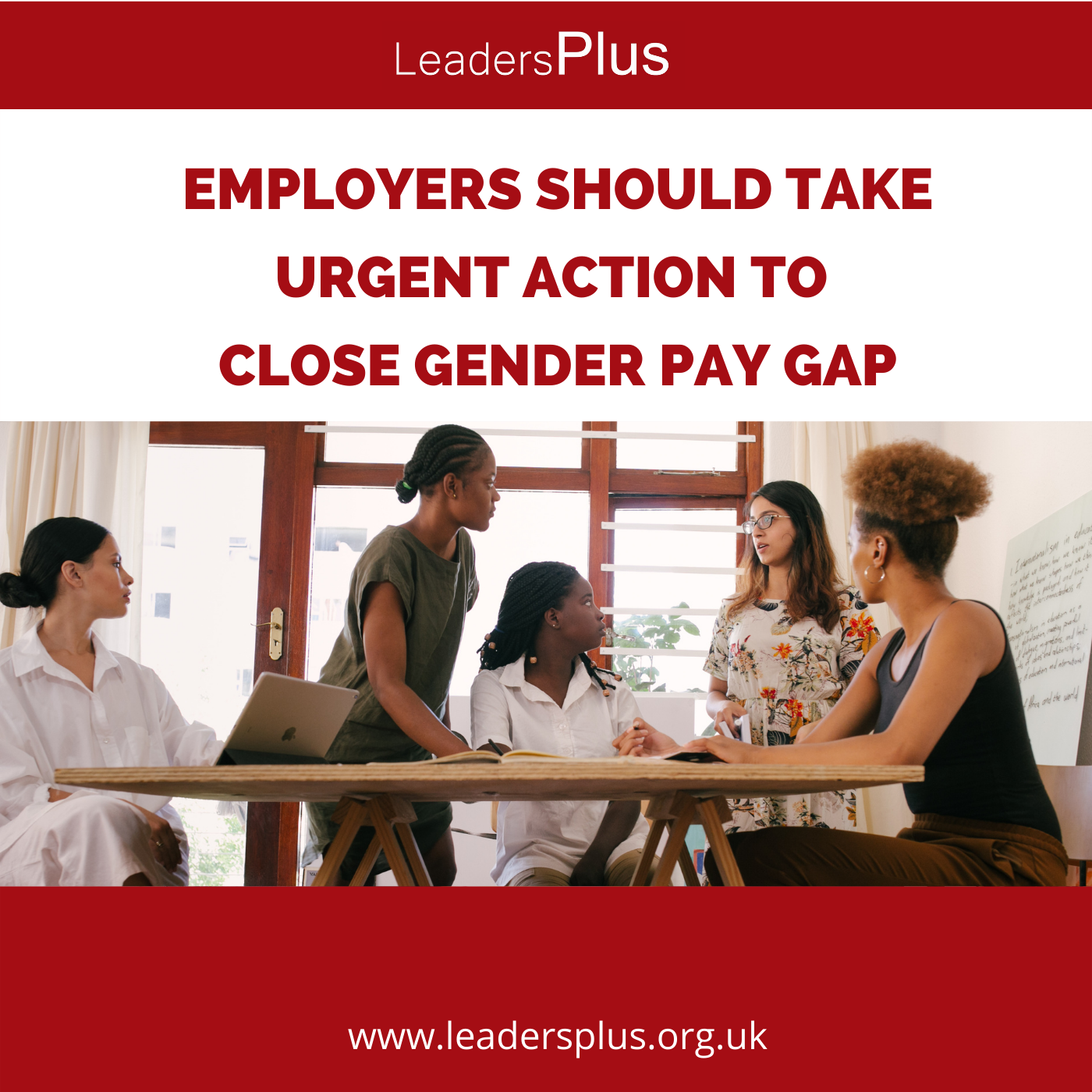 Employers action gender pay gap
