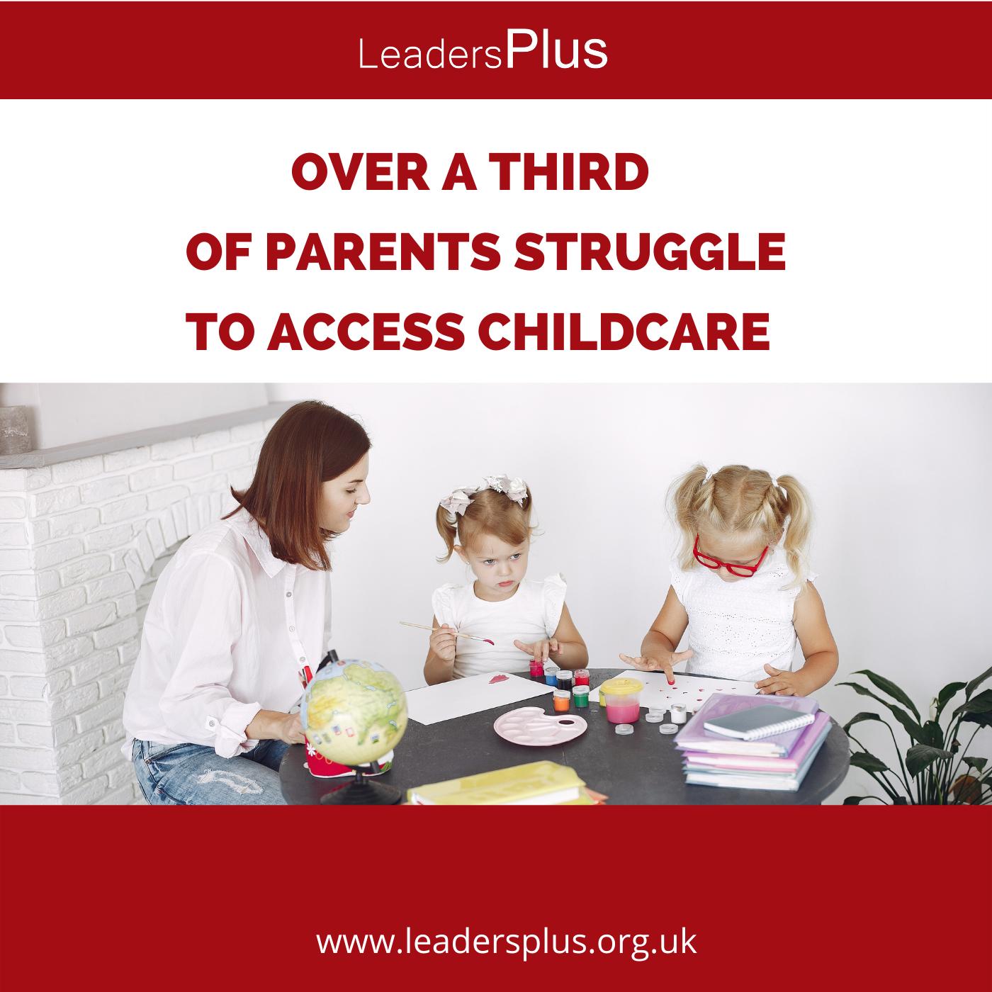 lack of childcare