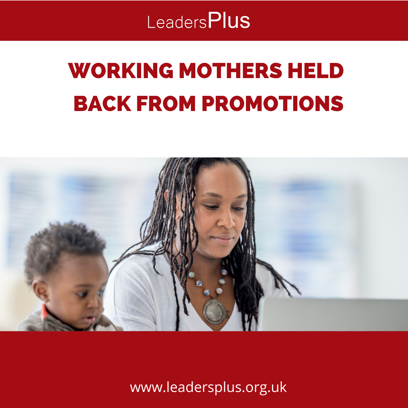 working mothers held back from promotion